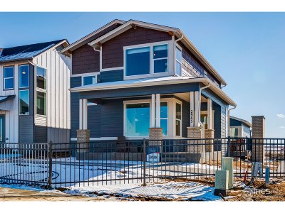 Fort Collins Single Family Home For Sale: 2939 Sykes Dr