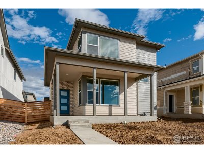 Fort Collins Single Family Home For Sale: 3026 Comet St