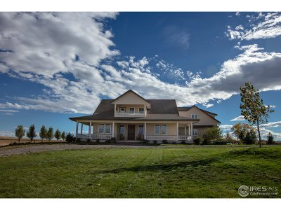 Berthoud Single Family Home For Sale: 2648 Country View Ct