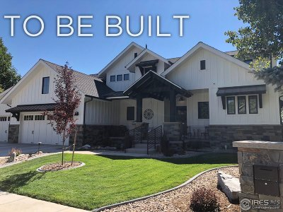 Weld County Single Family Home For Sale: 16889 Cattleman's Way