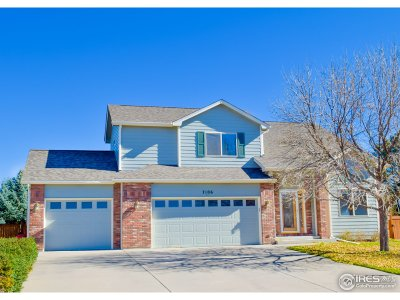 Greeley Single Family Home For Sale: 7106 W 23rd St Rd