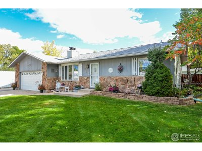Fort Collins Single Family Home For Sale: 4008 Royal Dr