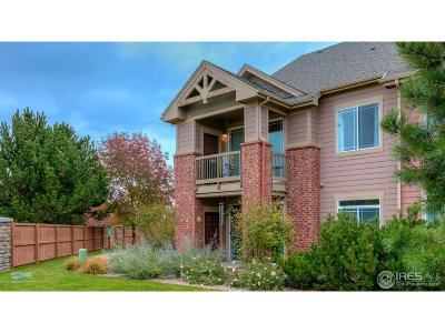 Longmont Condo/Townhouse For Sale: 804 Summer Hawk Dr #1205