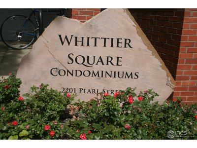 Boulder Condo/Townhouse For Sale: 2201 Pearl St #206