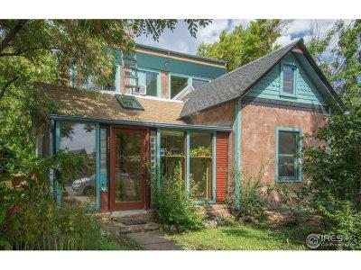 Boulder Single Family Home For Sale: 2221 Grove Cir