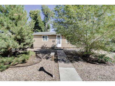 Greeley Single Family Home For Sale: 406 16th Ave Ct