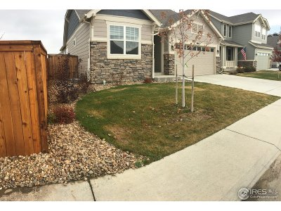 Berthoud Single Family Home For Sale: 880 Ranchhand Dr