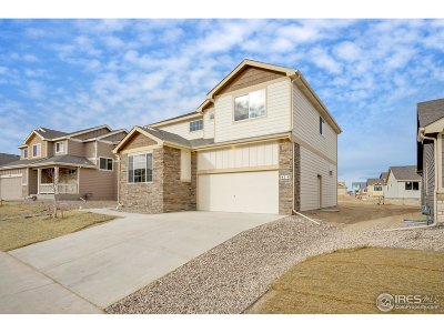 Weld County Single Family Home For Sale: 1601 Mt. Oxford Ave