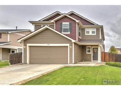 Weld County Single Family Home For Sale: 894 Willow Dr