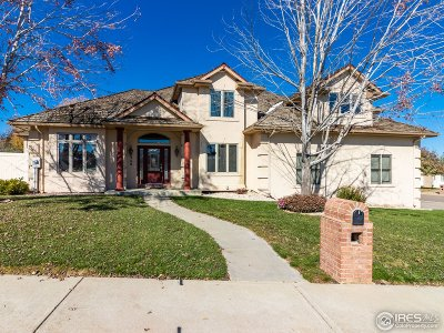 Longmont Single Family Home For Sale: 1740 Red Cloud Rd