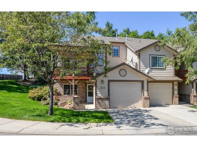 Loveland Condo/Townhouse For Sale: 350 Audrey Dr