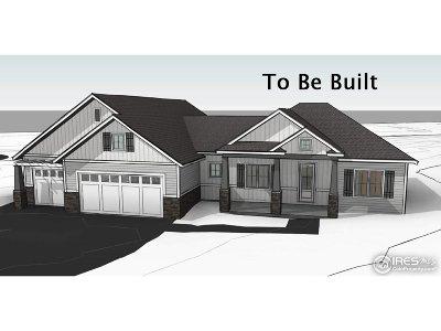 Weld County Single Family Home For Sale: 8112 Dreamer Ridge Rd