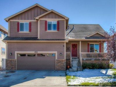 Windsor Single Family Home For Sale: 652 Dakota Way