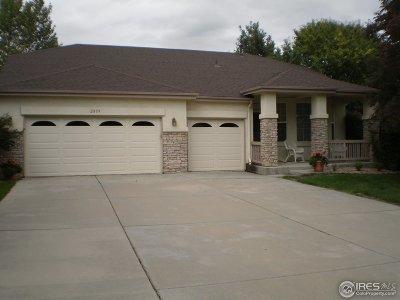 Erie Single Family Home For Sale: 2839 Prince Cir