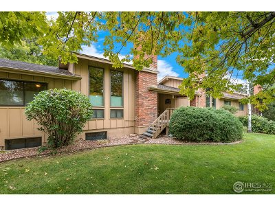 Fort Collins Condo/Townhouse For Sale: 1944 Kedron Ct