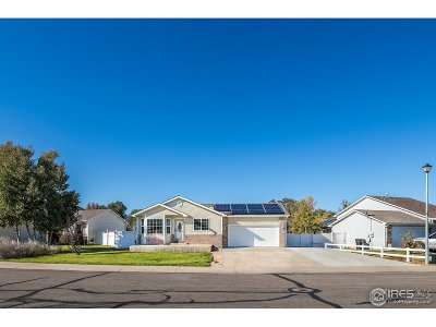 Greeley Single Family Home For Sale: 501 N 30th Ave