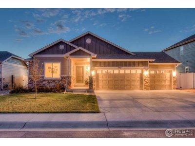 Windsor Single Family Home For Sale: 707 Vermilion Peak Ct