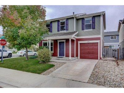 Longmont Single Family Home For Sale: 10440 Durango Pl