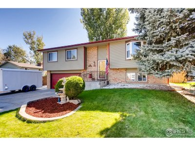 Greeley CO Single Family Home For Sale: $329,999