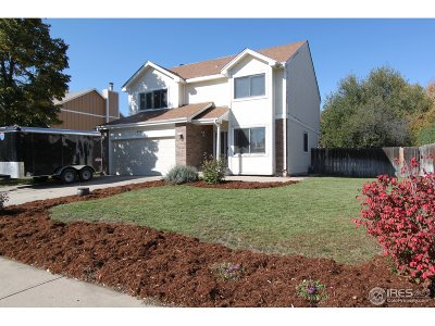 Greeley CO Single Family Home For Sale: $275,000