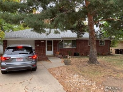 Boulder Single Family Home For Sale: 3120 19th St