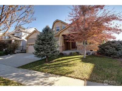 Weld County Single Family Home For Sale: 16970 Hughes Dr