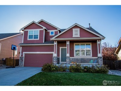 Weld County Single Family Home For Sale: 45 Saxony Rd