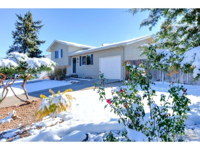 Greeley Single Family Home For Sale: 4520 W 7th St
