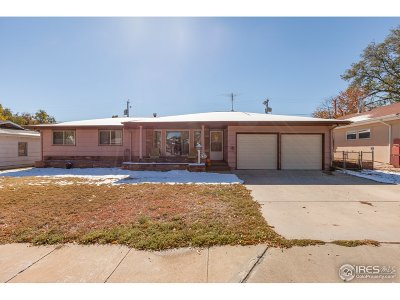 Loveland Single Family Home For Sale: 1210 W 15th St