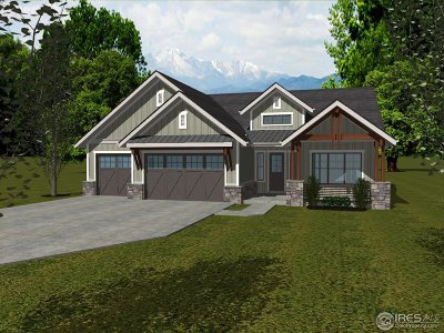 Berthoud Single Family Home For Sale: 2766 Heron Lakes Pkwy