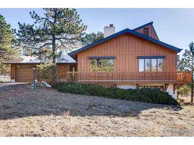 Estes Park CO Single Family Home For Sale: $559,000