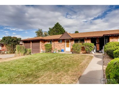 Commerce City Multi Family Home For Sale: 6060 Olive St