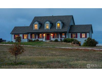 Berthoud Single Family Home For Sale: 716 Maureen Dr