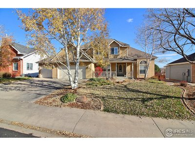 Greeley Single Family Home For Sale: 828 52nd Ave