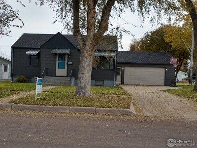 Holyoke Single Family Home For Sale: 219 S Phelan Ave