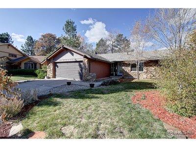 Boulder Single Family Home For Sale: 7127 Petursdale Ct