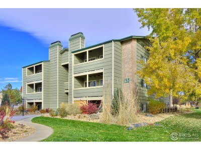 Boulder Condo/Townhouse For Sale: 4678 White Rock Cir #12