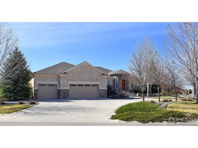 Fort Collins Single Family Home For Sale: 6502 E Trilby Rd
