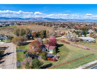 Niwot Single Family Home For Sale: 6490 Monarch Park Ct