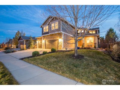 Fort Collins Single Family Home For Sale: 3309 Muskrat Creek Dr