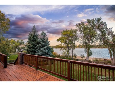 Fort Collins Single Family Home For Sale: 1106 Club View Ter