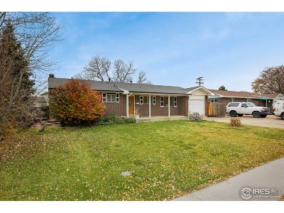 Arvada Single Family Home For Sale: 8103 Chase Dr