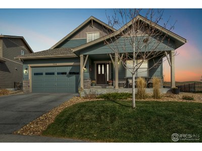 Weld County Single Family Home For Sale: 306 Baja Dr