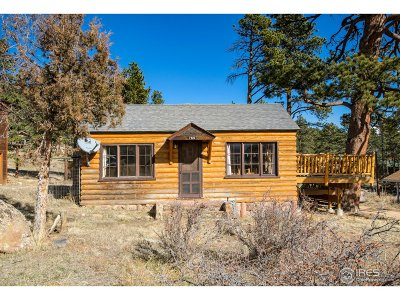 Estes Park Single Family Home For Sale: 760 Larkspur Rd