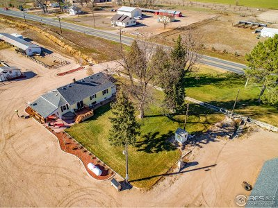 Greeley Single Family Home For Sale: 26358 County Road 60 1/2