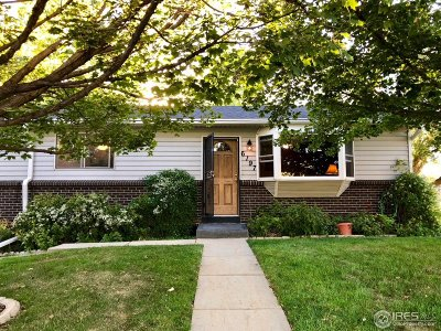 Arvada Single Family Home For Sale: 6197 Depew St