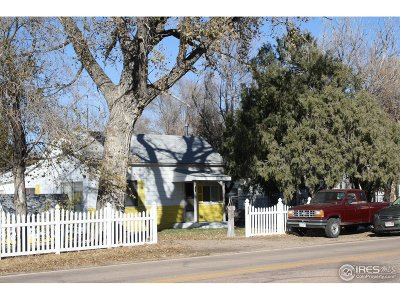 Roggen Single Family Home For Sale: 403 Front St