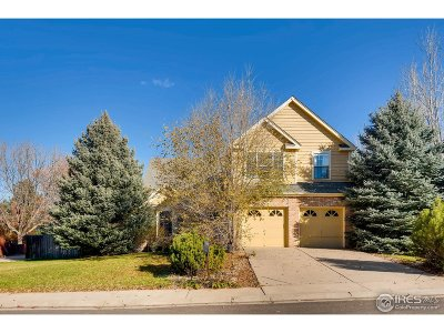 Boulder Single Family Home For Sale: 5496 Ptarmigan Cir