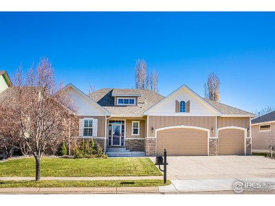 Greeley Single Family Home For Sale: 214 N 53rd Ave Ct