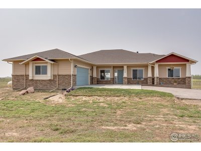 Fort Lupton Single Family Home For Sale: 7235 County Road 23